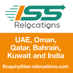 ISS Relocations: UAE, Oman, Qatar, Bahrain, Kuwait and India