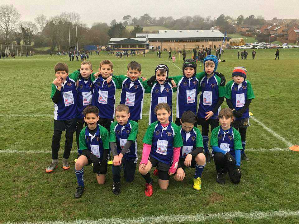 Britannia Leatherbarrows supports local youth rugby team
