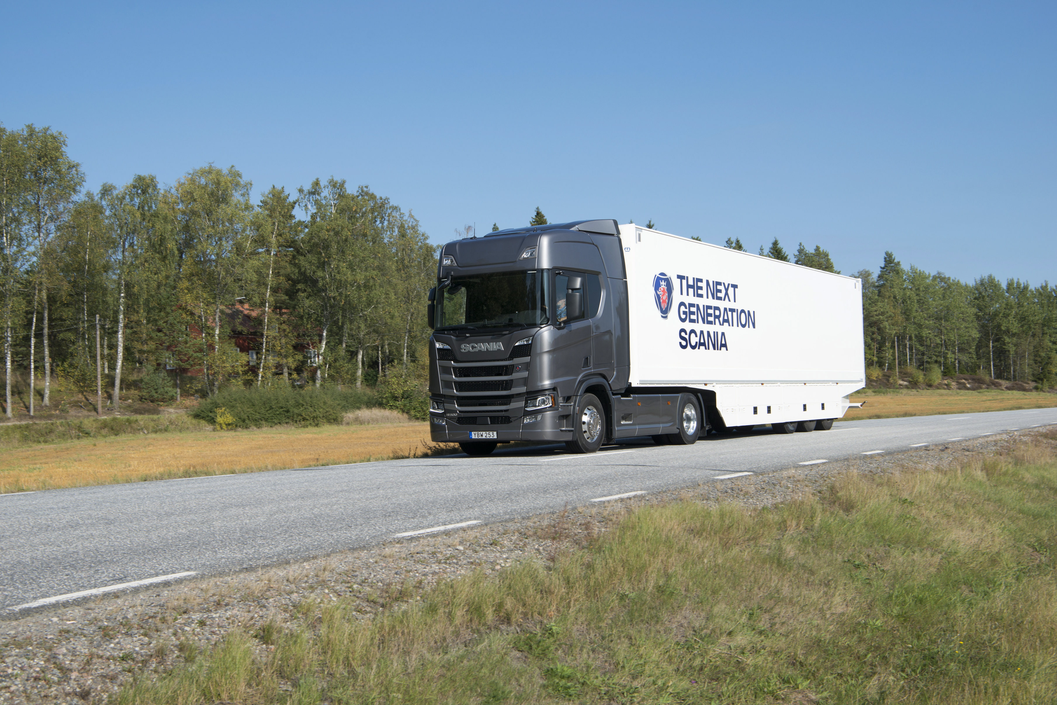 Scania R 500 wins Green Truck Award