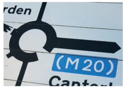 The proposed Operation Brock will keep the M20 open using a contraflow system.