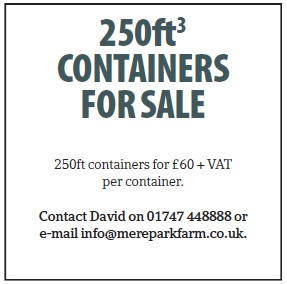 250ft containers for sale