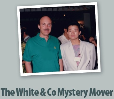 The White & Co Mystery Mover