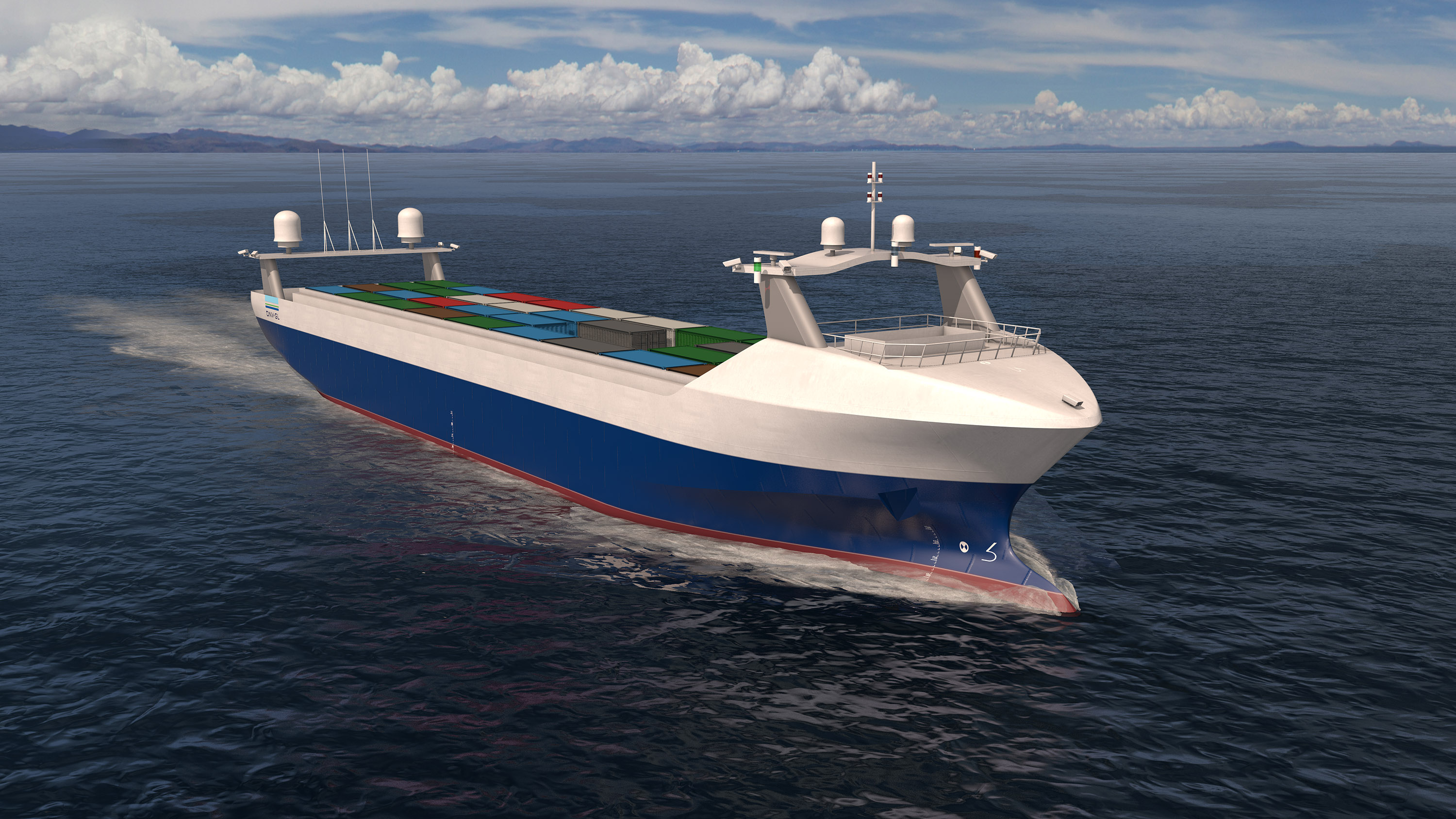 The first commercial autonomous vessels are due to launch in the next several years.