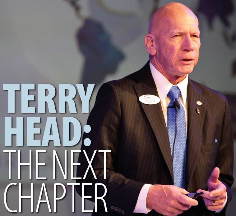 Terry Head - The next chapter