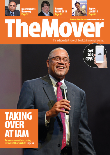 Click to read The Mover December 2018