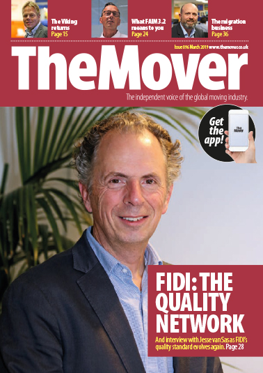 The Mover March 2019