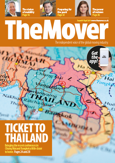 The Mover April 2019