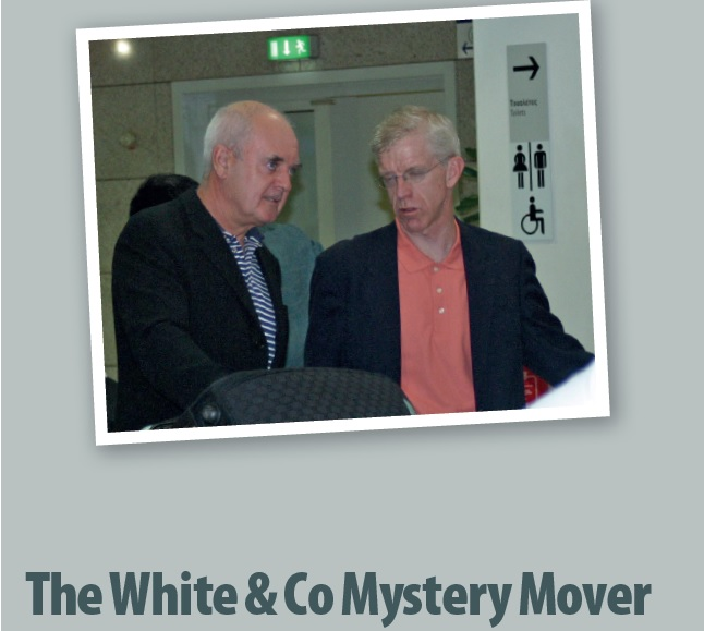 The White and Co Mystery Mover April 2019