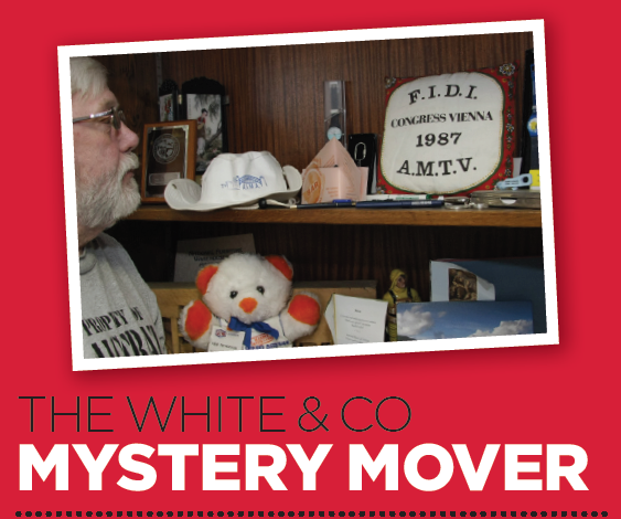 The White & Co Mystery Mover June 2019