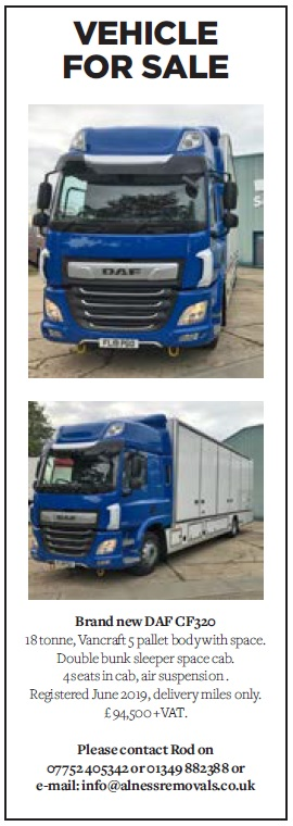 Vehicle for sale - Brand new DAF CF320
