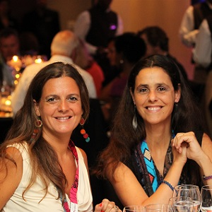 Marta Pinto Coelho Roff (left) with Madalena Baptista da Silva, Co-Founders and Managing Directors of Maputo Relocation Solutions