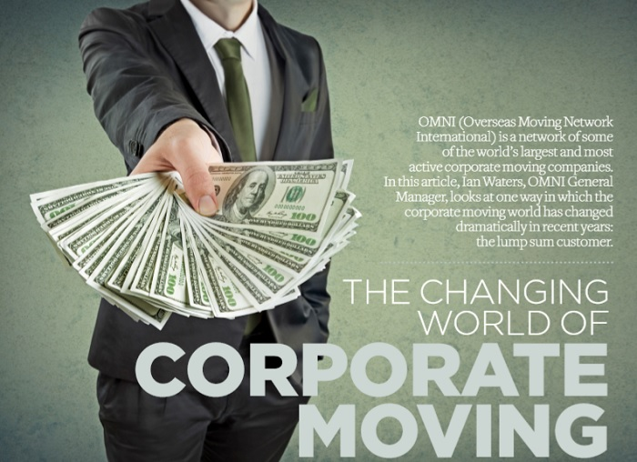 The changing world of corporate moving
