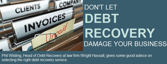 Don't let debt recovery damage your business