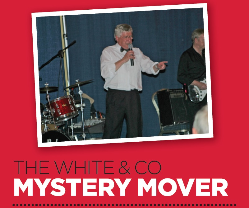 The White and Co Mystery Mover