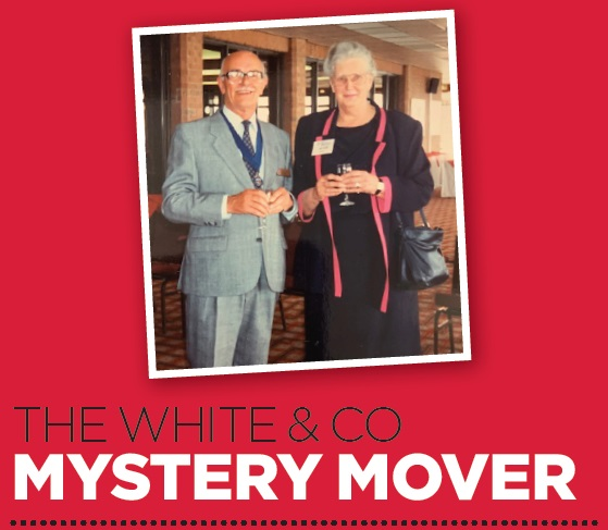 White and Company Mystery Mover