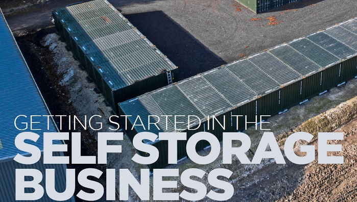 Getting started in self storage