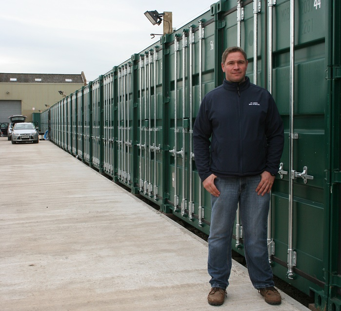 Self storage success for family business