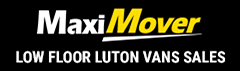 Maxi Mover - low floor Luton van sales