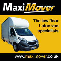 Maxi Mover - the low floor Luton van specialists
