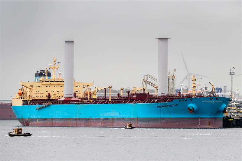 The Maersk Pelican