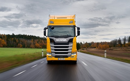 The Scania 540 S - 445x277