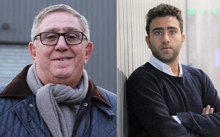 Jean-Luc & Axel Haddad