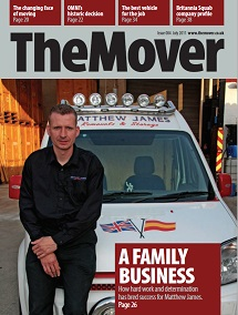 The Mover July 2011