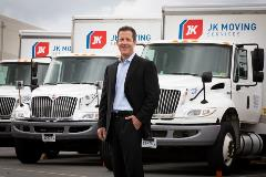 JK Moving CEO Chuck Kuhn